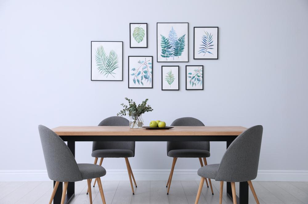 Tischbeine & Tischgestelle weiß bei Eichenholzprofi.de